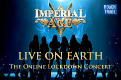 »Imperial Age: Live On Earth – The Online Lockdown Concert« auf 2 CDs