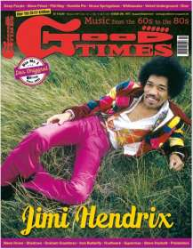 Zeitschriften: GoodTimes - Music from the 60s to the 80s August/September 2020, ZEI