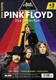 Zeitschriften: ROCK CLASSICS - Sonderheft 32: PINK FLOYD, ZEI