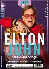 Zeitschriften: POP CLASSICS - Sonderheft 01: ELTON JOHN, Buch