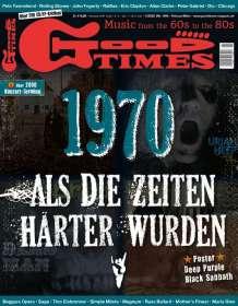 Zeitschriften: GoodTimes - Music from the 60s to the 80s Februar/März 2020, ZEI