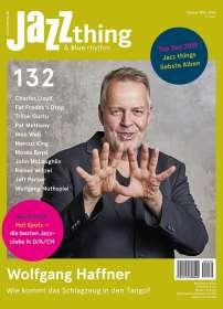 Zeitschriften: JAZZthing - Magazin für Jazz (132) Februar - März 2020, ZEI