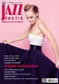Zeitschriften: Jazzthetik - Magazin für Jazz und Anderes März/April 2020, ZEI