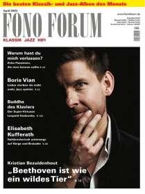 Zeitschriften: FonoForum April 2020, ZEI