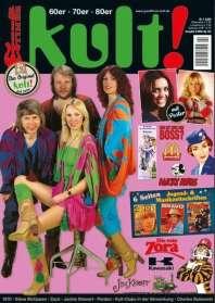 Zeitschriften: kult! 22 (by GoodTimes) 60er ° 70er ° 80er, ZEI