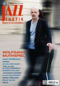 Zeitschriften: Jazzthetik - Magazin für Jazz und Anderes Mai/Juni 2020, ZEI