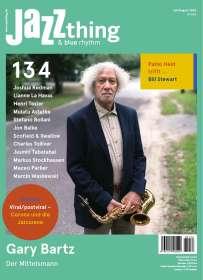 Zeitschriften: JAZZthing - Magazin für Jazz (134) Juli - August 2020, ZEI