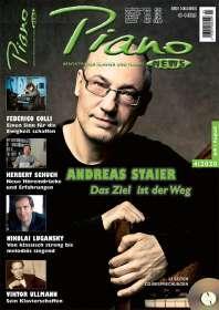 Zeitschriften: PIANONews - Magazin für Klavier & Flügel (Heft 4/2020), ZEI