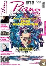 Zeitschriften: PIANONews - Magazin für Klavier & Flügel (Heft 5/2020), ZEI