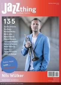 Zeitschriften: JAZZthing - Magazin für Jazz (135) September - Oktober 2020, ZEI