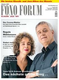 Zeitschriften: FonoForum Oktober 2020, ZEI