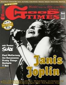 Zeitschriften: GoodTimes - Music from the 60s to the 80s Oktober/November 2020, ZEI