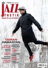 Zeitschriften: Jazzthetik - Magazin für Jazz und Anderes September/Oktober 2020, ZEI
