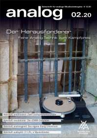Zeitschriften: analog - Zeitschrift für analoge Musikwiedergabe 02/20, ZEI