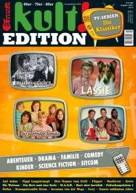 """Zeitschriften: kult! EDITION NR. 5 """"TV-Serien - Die Klassiker"""", ZEI"""