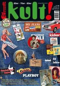 Zeitschriften: kult! 23 (by GoodTimes) 60er ° 70er ° 80er, ZEI