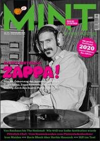 Zeitschriften: MINT - Magazin für Vinyl-Kultur No. 41, ZEI