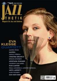 Zeitschriften: Jazzthetik - Magazin für Jazz und Anderes Januar/Februar 2021, ZEI