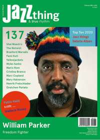 Zeitschriften: JAZZthing - Magazin für Jazz (137) Februar - März 2021, ZEI