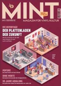 Zeitschriften: MINT - Magazin für Vinyl-Kultur No. 43, ZEI