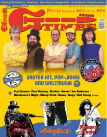 Zeitschriften: GoodTimes - Music from the 60s to the 80s April/Mai 2021, ZEI