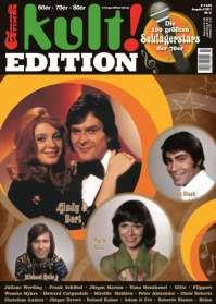 """Zeitschriften: kult! EDITION NR. 6 """"Die 100 größten Schlagerstars der 70er """", ZEI"""