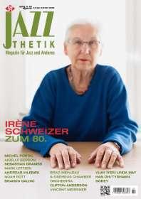 Zeitschriften: Jazzthetik - Magazin für Jazz und Anderes Juli/August 2021, ZEI
