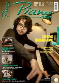 Zeitschriften: PIANONews - Magazin für Klavier & Flügel (Heft 5/2021), ZEI