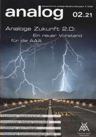 Zeitschriften: analog - Zeitschrift für analoge Musikwiedergabe 02/21, ZEI
