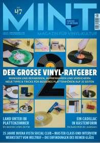 Zeitschriften: MINT - Magazin für Vinyl-Kultur No. 47, ZEI