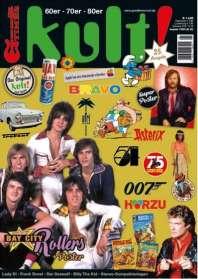Zeitschriften: kult! 25 (by GoodTimes) 60er ° 70er ° 80er, ZEI