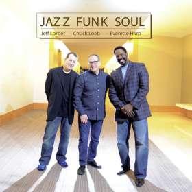 Jazz Funk Soul: Jazz Funk Soul, CD