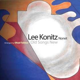 Lee Konitz (1927-2020): Old Songs New, CD