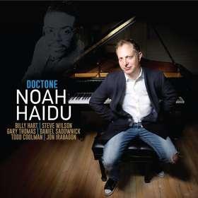 Noah Haidu: Doctone, CD