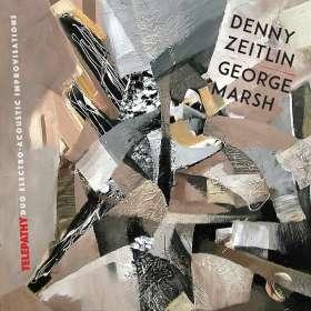Denny Zeitlin & George Marsh: Telepathy, CD