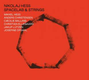 Nicolaj Hess: Space Lab & Strings, CD