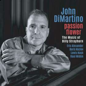 John Di Martino: Passion Flower, CD