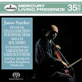 Antonin Dvorak (1841-1904): Cellokonzert op.104, SACD