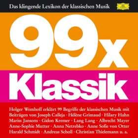 99x Klassik - Das klingende Lexikon der klassischen Musik, CD