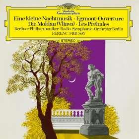Ferenc Fricsay dirigiert (180g), LP