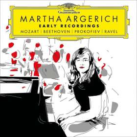 Martha Argerich - Early Recordings, CD