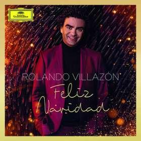 Rolando Villazon - Feliz Navidad, CD