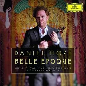Daniel Hope - Belle Epoque, CD