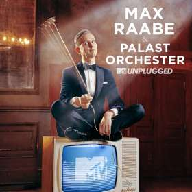 Max Raabe: Max Raabe - MTV Unplugged, CD