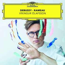 Vikingur Olafsson - Debussy/Rameau, CD