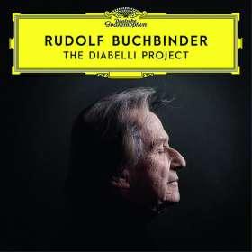 Rudolf Buchbinder - The Diabelli Project, CD