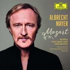 Albrecht Mayer - Mozart (Werke für Oboe & Orchester / von Albrecht Mayer signierte Exemplare), CD