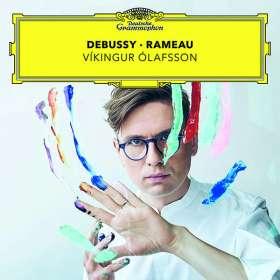 Vikingur Olafsson - Debussy/Rameau (180g), LP