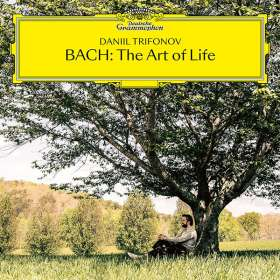 Daniil Trifonov - Bach: The Art of Life, CD