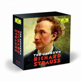 Richard Strauss (1864-1949): Richard Strauss Edition - The Unknown Richard Strauss, CD